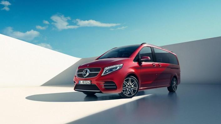 Mercedes-Benz V-Class 2020 Exterior 001