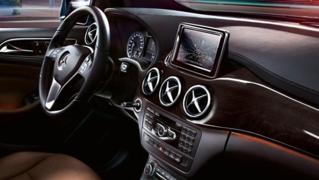 Mercedes-Benz B-Class 2020 Interior 009