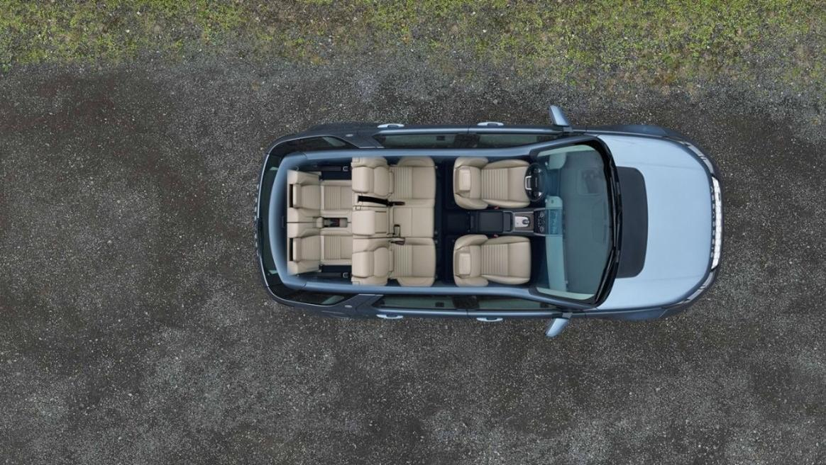 Land Rover Discovery Sport 2020 Interior 007