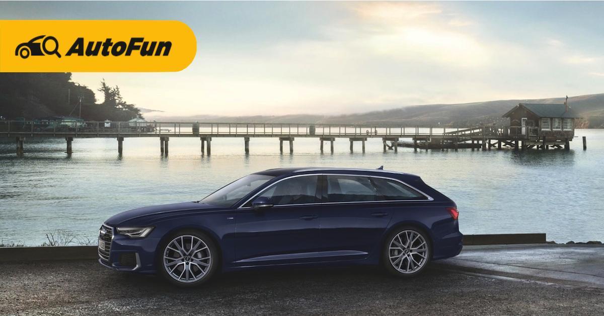 รู้จักข้อดีข้อเสีย Audi A6 Avant ก่อนเป็นเจ้าของ! 01