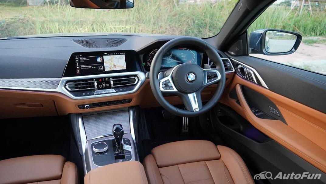 2020 BMW 4 Series Coupe 2.0 430i M Sport Interior 002