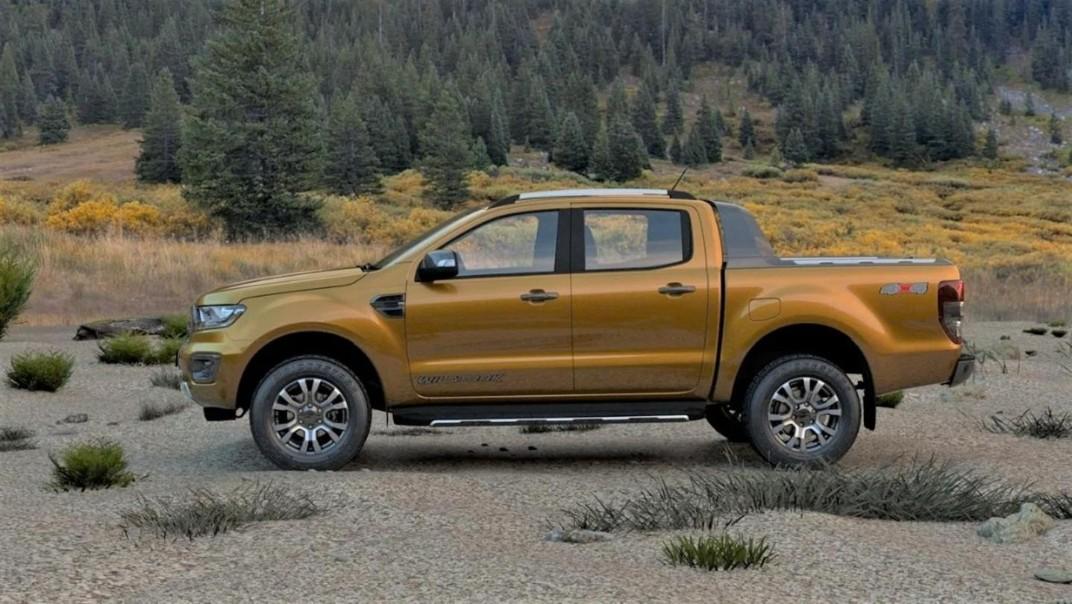 Ford Ranger 2020 Exterior 004