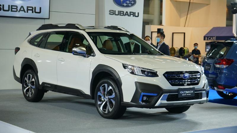 ถ้าพี่มีเงิน 2.7 ล้าน แต่ไม่อยากซื้อ 2021 Subaru Outback จะซื้อคันไหนดีนะ 02