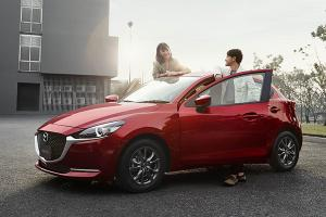 2021 Mazda 2 เพิ่มอ็อปชั่นคงราคาเดิม เล็งชิงลูกค้าจาก Honda City Hatchback