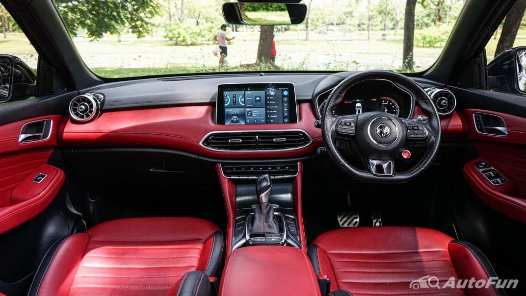 2020 MG HS 1.5 Turbo X Interior 001