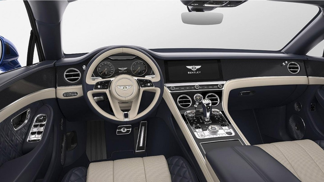 Bentley Continental-GT Public 2020 Interior 001