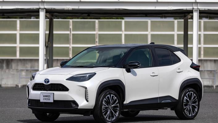 2020 Toyota Yaris Cross International Version Exterior 002