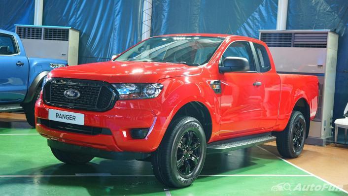 2021 Ford Ranger XL Exterior 001