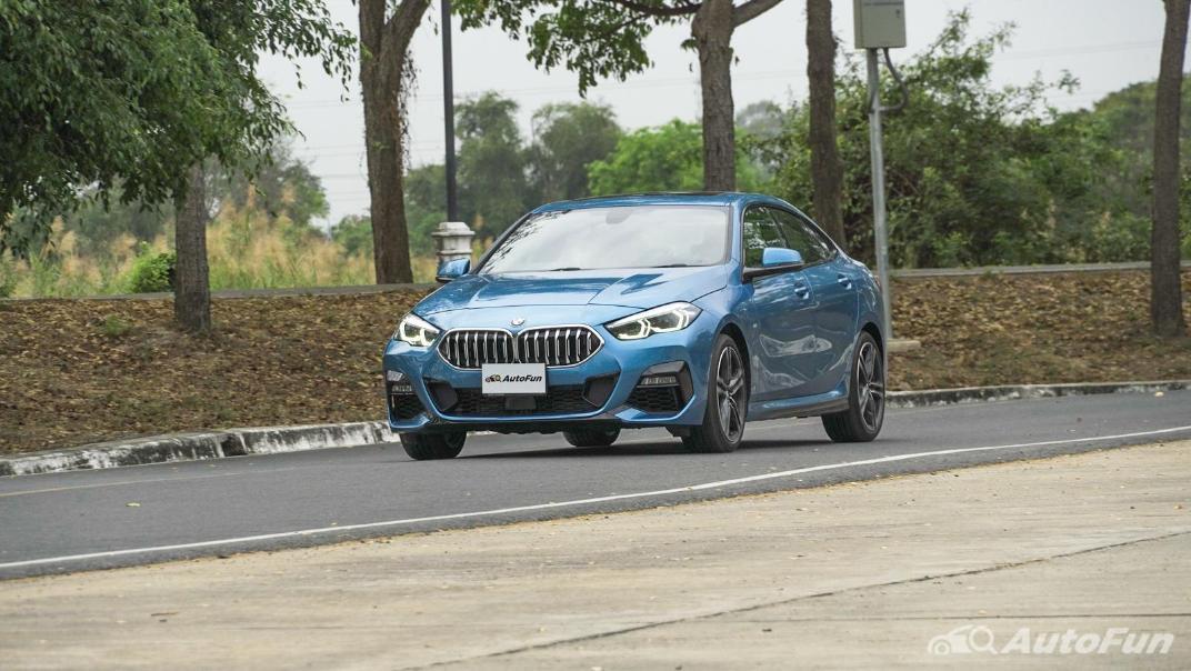 2021 BMW 2 Series Gran Coupe 220i M Sport Exterior 076