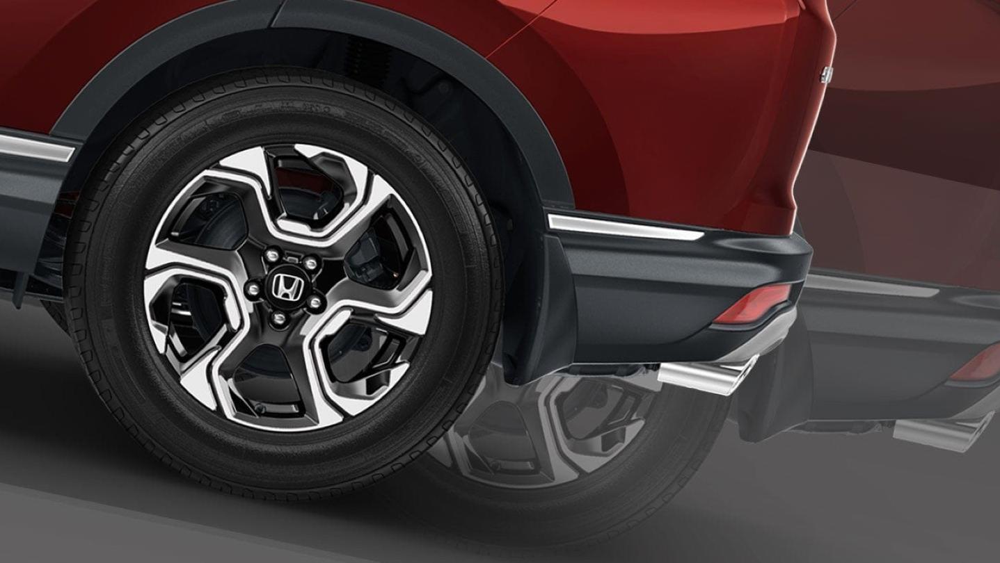 Honda CR-V Public 2020 Exterior 004