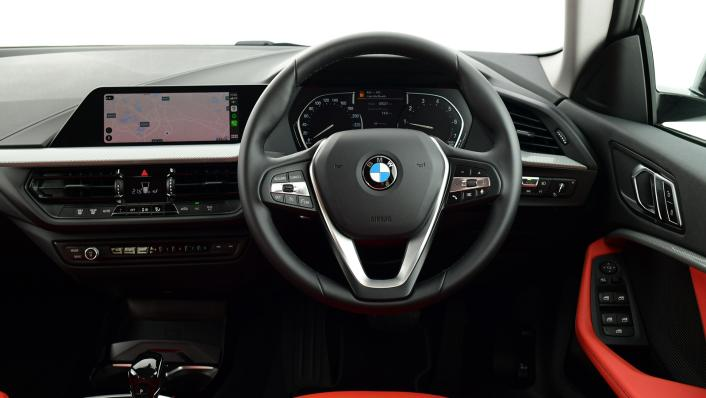 2021 BMW 2 Series Gran Coupe 220i Sport Interior 003