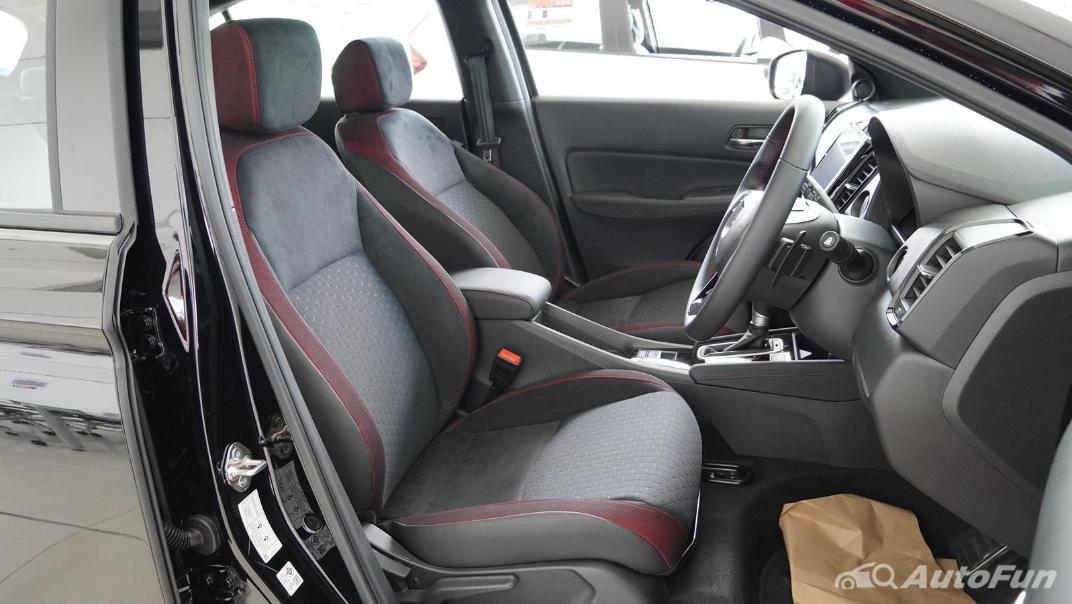 2021 Honda City Hatchback e:HEV RS Interior 086