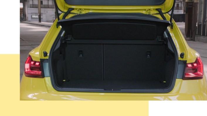 Audi A1 Sportback 2020 Interior 005
