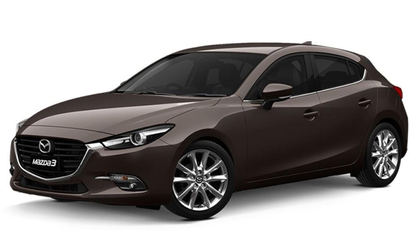 Mazda 3 Fastback 2020 Others 009