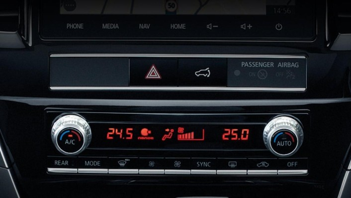 Mitsubishi Pajero Sport Public 2020 Interior 009