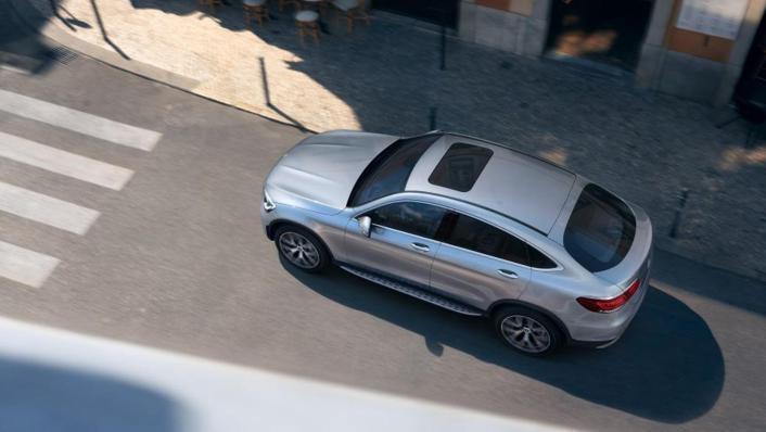 Mercedes-Benz GLC-Class Coupe 2020 Exterior 007
