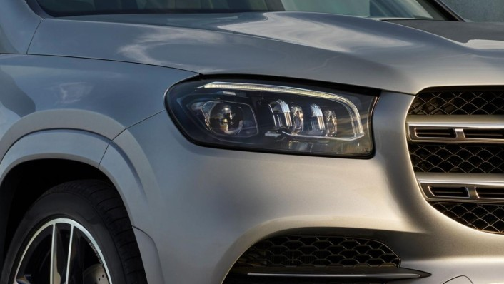 Mercedes-Benz GLS-Class 2020 Exterior 008