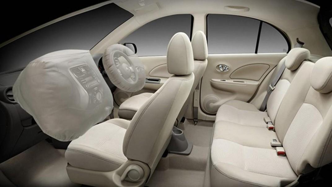 Nissan March 2020 Interior 011