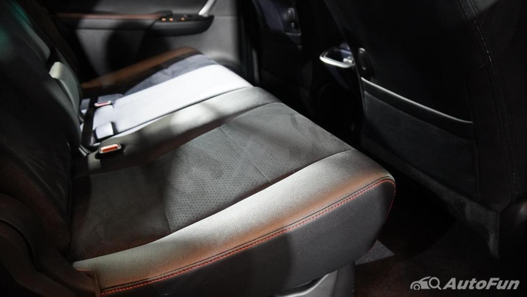 2021 Toyota Fortuner 2.8 GR Sport 4WD Interior 032