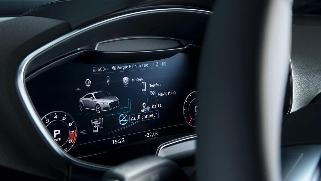 Audi TT Public 2020 Interior 004