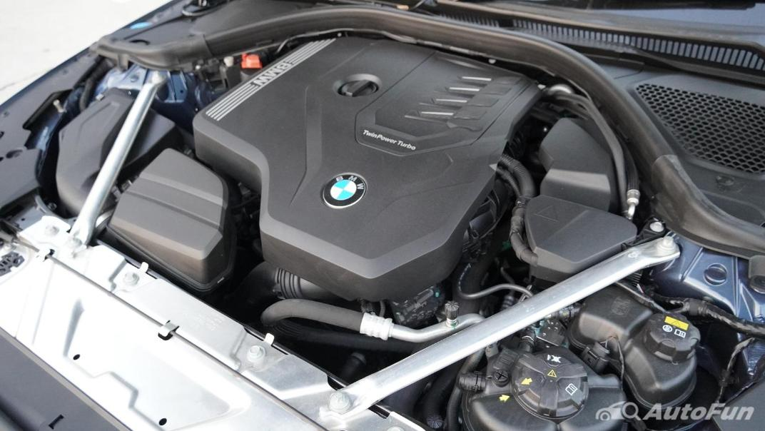 2020 BMW 4 Series Coupe 2.0 430i M Sport Others 003