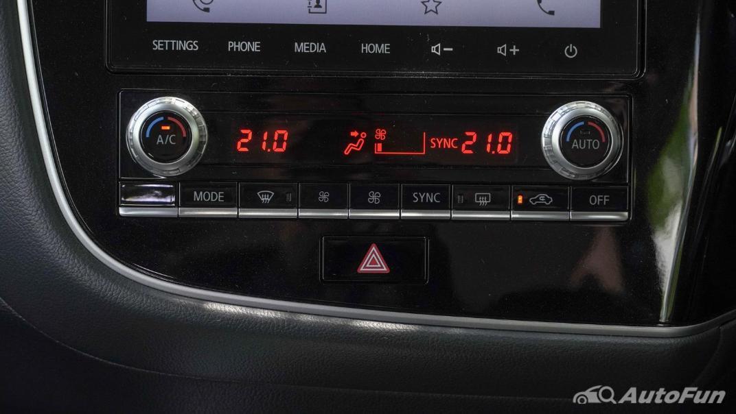 2021 Mitsubishi Outlander PHEV GT-Premium Interior 021