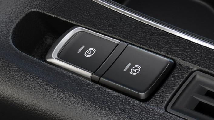 Chevrolet Captiva Public 2020 Interior 007