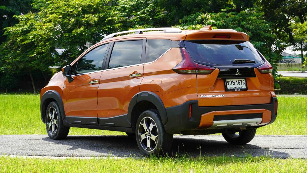 2020 1.5 Mitsubishi Xpander Cross AT Exterior 010