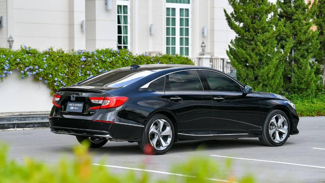 2021 Honda Accord 2.0L e:HEV EL+ Exterior 008