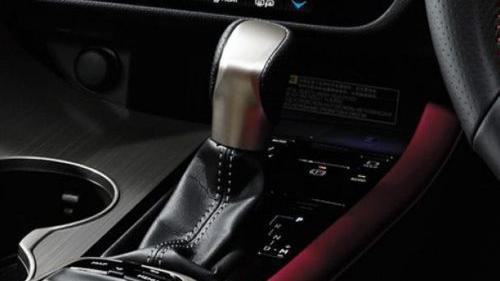Lexus RX 2020 Interior 006
