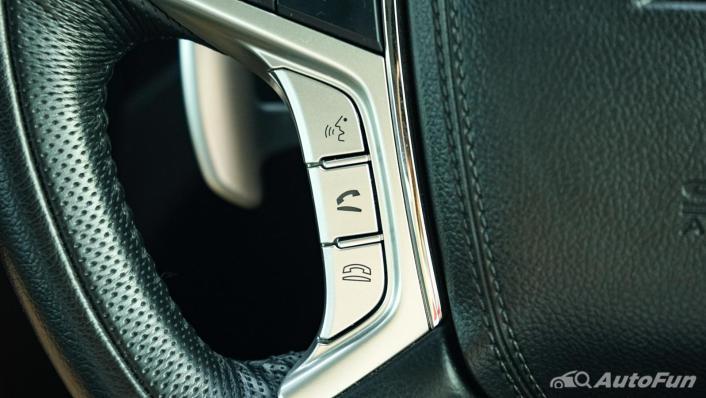 2020 Mitsubishi Triton Double Cab 4WD 2.4 GT Premium 6AT Interior 007
