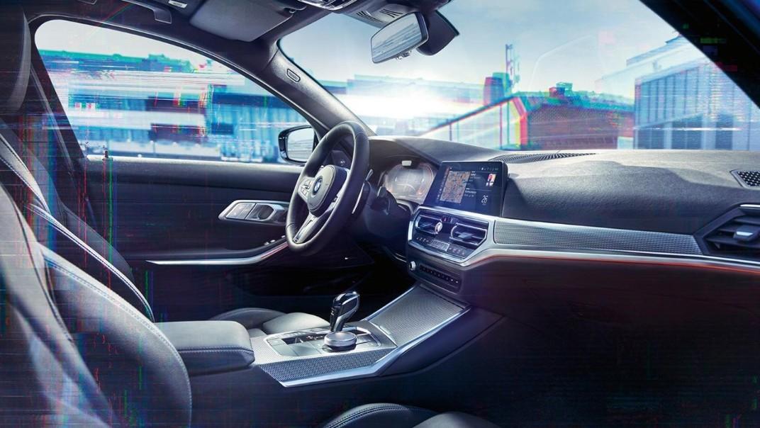 BMW 3-Series-Sedan 2020 Interior 004