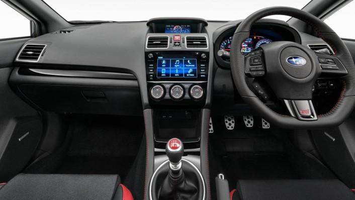 Subaru WRX-STI Public 2020 Interior 001
