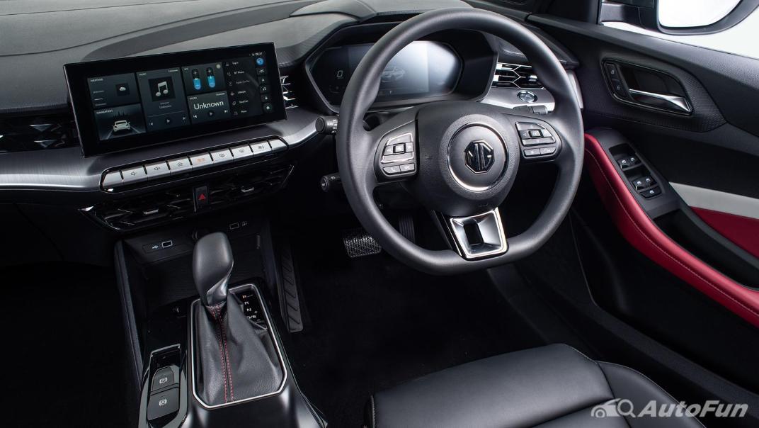 2021 MG 5 Upcoming Version Interior 027