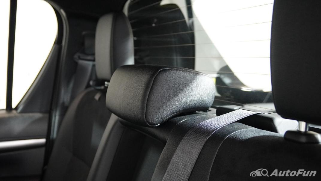 2021 Toyota Hilux Revo Double Cab 4x4 2.8 GR Sport AT Interior 035