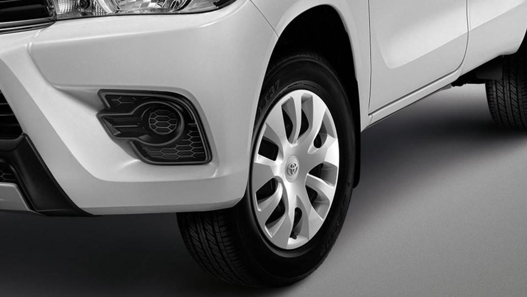 Toyota Hilux Revo Standard Cab 2020 Exterior 006