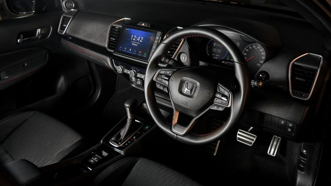 2021 Honda City e:HEV RS Interior 069