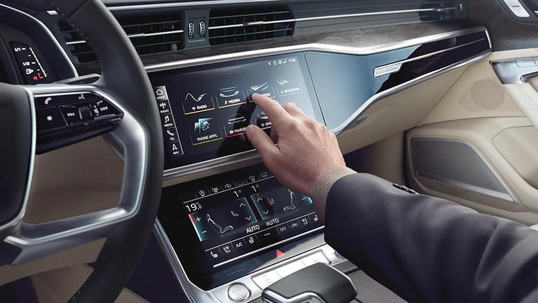 Audi A6 Avant Public 2020 Interior 002