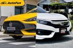 ในงบ 6 แสนบาท ซื้อรถใหม่ 2021 MG5 หรือมือสอง Honda Civic FC ดีกว่ากัน พบคำตอบชัดเจนที่นี่
