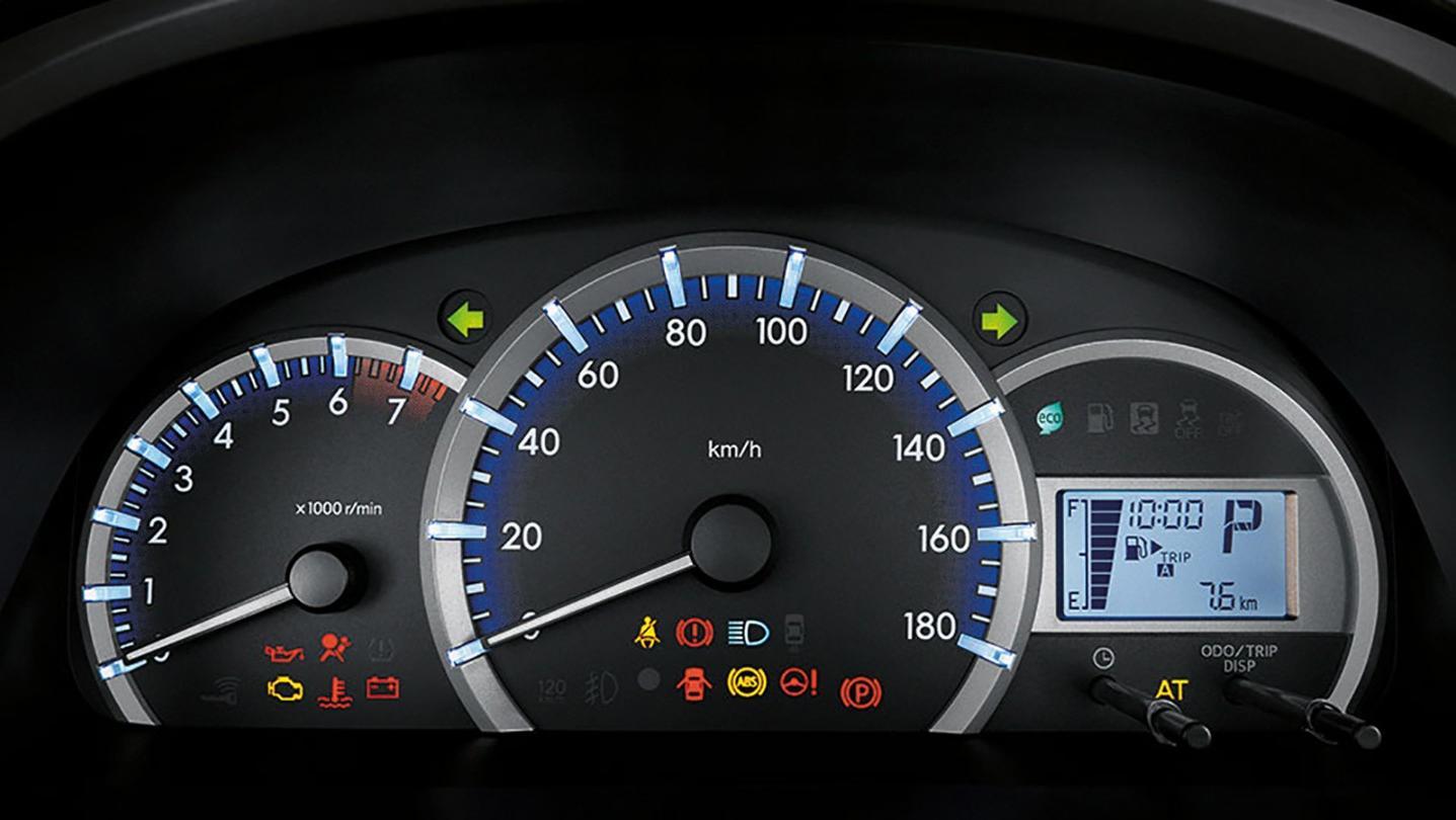 Toyota Avanza 2020 Interior 003