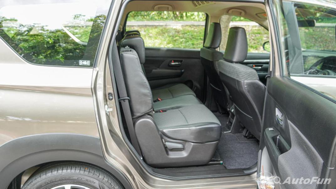 2020 1.5 Suzuki XL7 GLX Interior 027