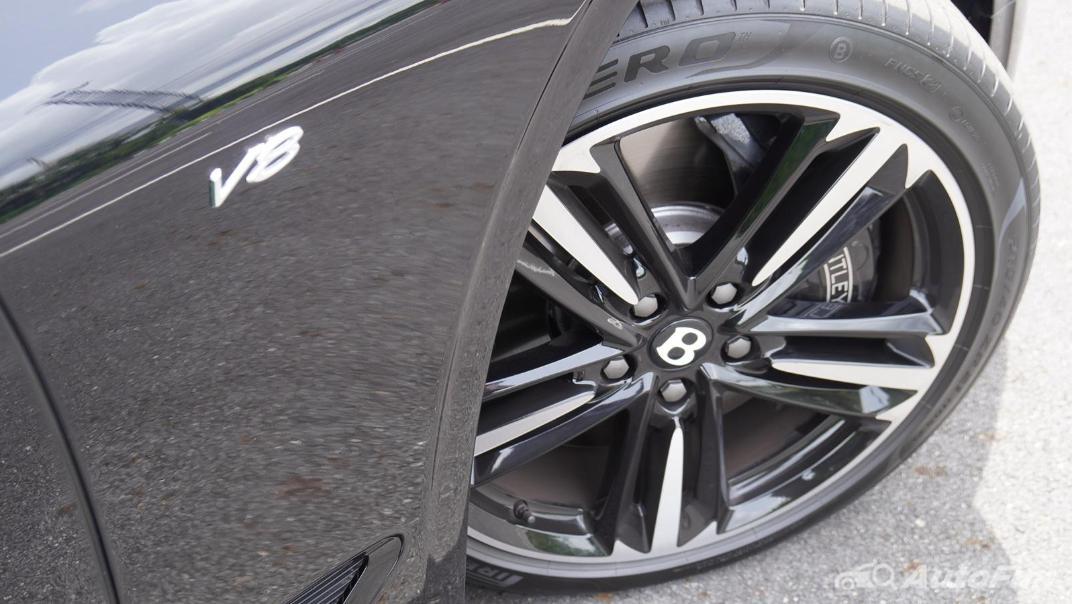 2020 Bentley Continental-GT 4.0 V8 Exterior 047