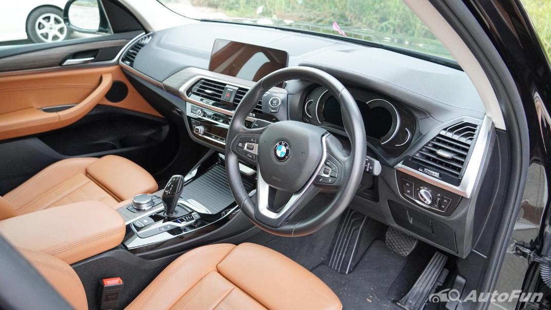 2020 2.0 BMW X3 xDrive20d M Sport Interior 048