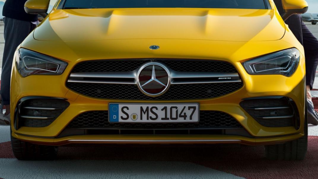 Mercedes-Benz CLA-Class 2020 Exterior 013