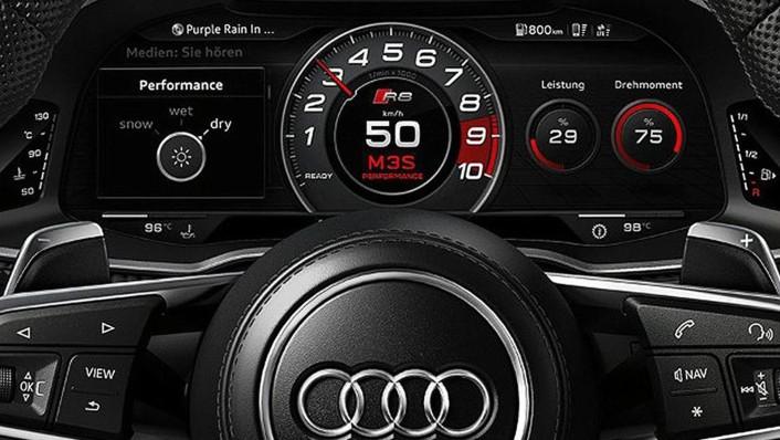 Audi R8 2020 Interior 004