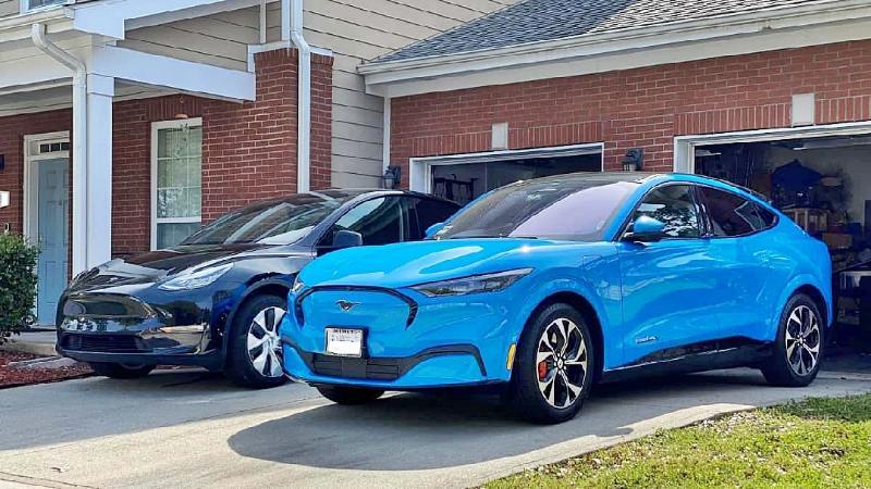 Ford Mustang Mach-E มีดีจนติ่ง Tesla อิจฉา ตามไปบูลลี่คนซื้อในโลกโซเชียล 02