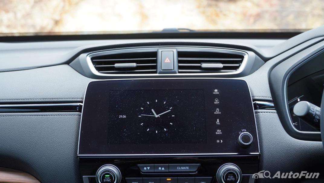 2020 Honda CR-V 2.4 ES 4WD Interior 018