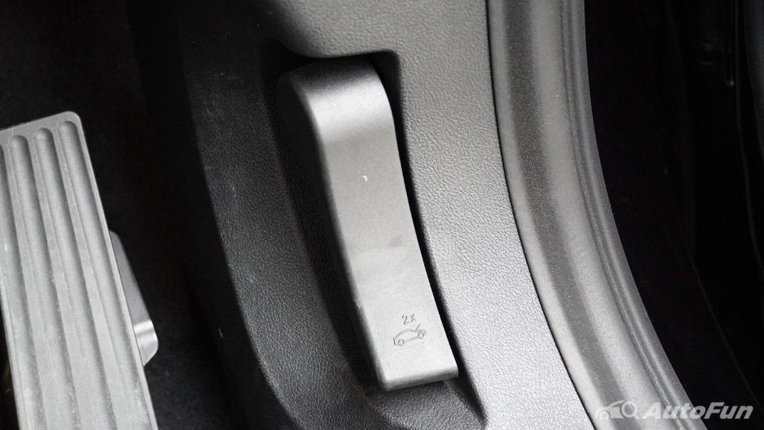 2020 2.0 BMW X3 xDrive20d M Sport Interior 018