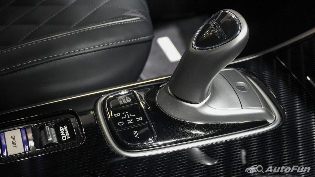 2021 Mitsubishi Outlander PHEV GT Interior 008