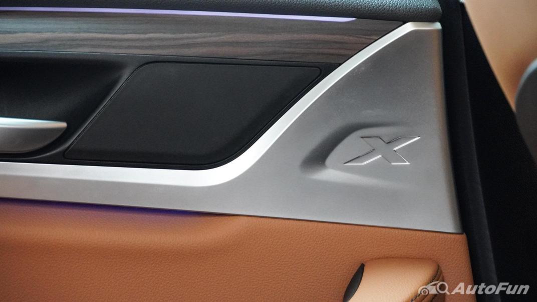 2020 2.0 BMW X3 xDrive20d M Sport Interior 074